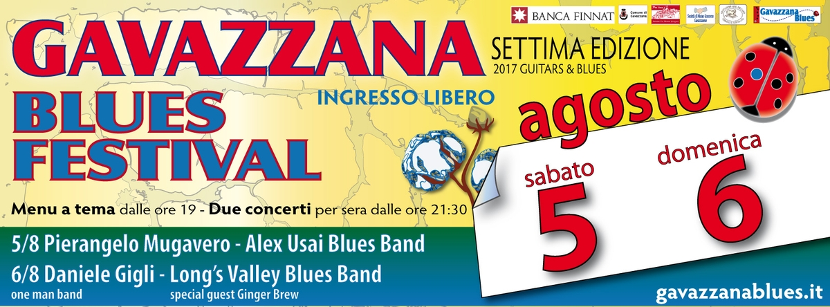 Gavazzana Blues Festival 2017